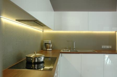 Mieszkanie 128m2 - Kitchen