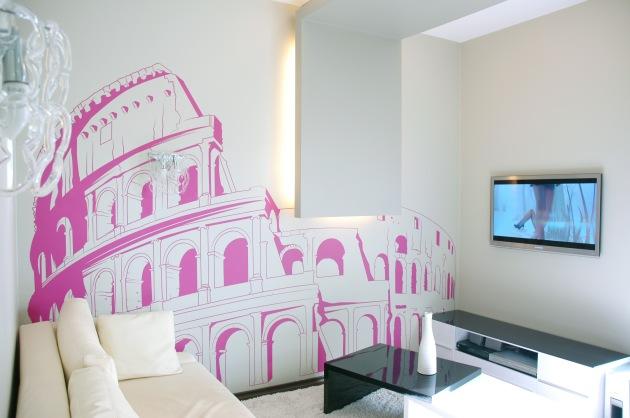 Mieszkanie 48m2 - Livingroom